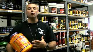 NOW Foods Carbo Gain Supplement Review- HardGainer Fix!