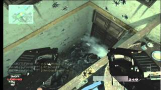 MW3 Best Infected Multiplayer Gameplay ever with MOAB and insane multi-kills 100% Legit