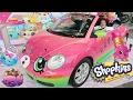 My Orbeez Golden Award! Shopkins Cutie Cars - New York City Toy Fair | Toys AndMe