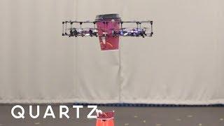 UPenn's magnetic, modular drones