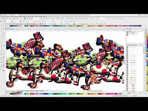Mimicking Embroidery & Stitching - Webinar