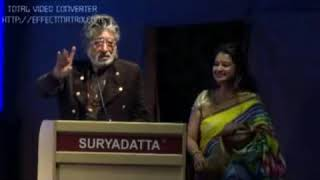 Shri Shakti Kapoor ji, was invited at SGI's 21st Foundation Day 2019