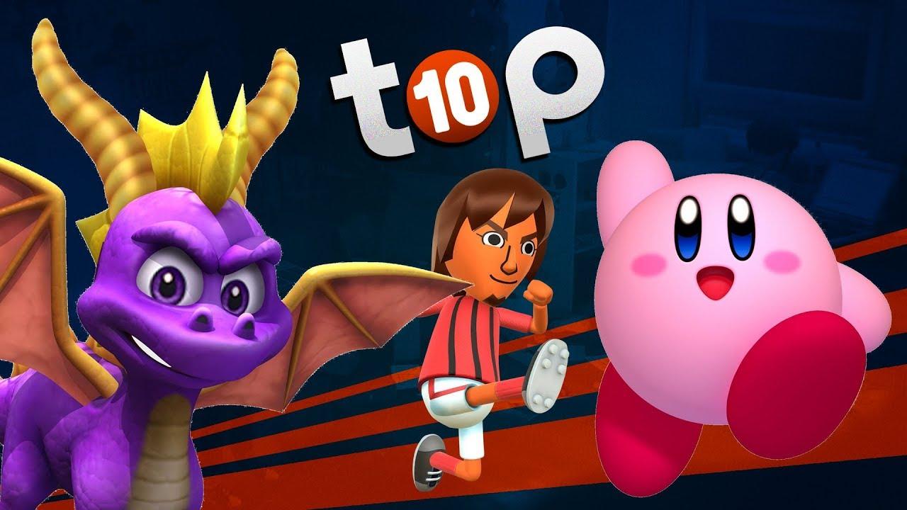 Les 10 Meilleurs Jeux Pour Enfants Top 10 Youtube