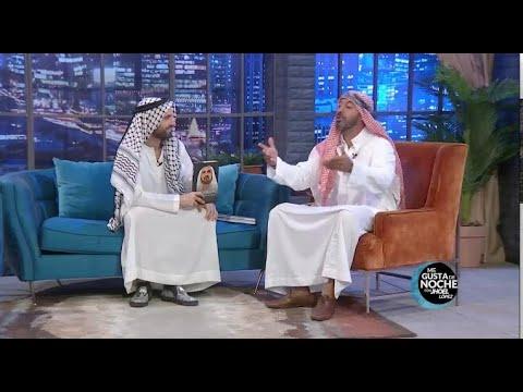 Entrevista a Karim Abu Naba'a Habla Sobre Su Candidatura a La Presidencia