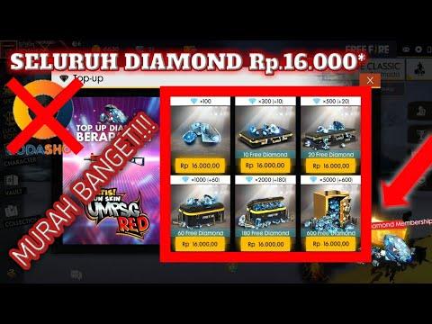 INFO GIVE AWAY!!! Cara Beli Diamond Free Fire Murah - Free Fire Indonesia - 동영상