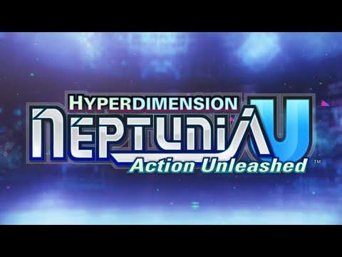 Hyperdimension Neptunia U Action Unleashed Plants vs Titans Neptune - Noire  