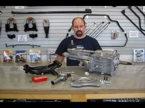 T5 Conversions for Classic Mustangs from Sac-Mustang com