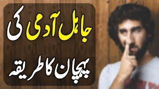 Sign's Of Stupid Man   Jahil Admi Ki Nishanian Urdu Hindi   Urdu Lab