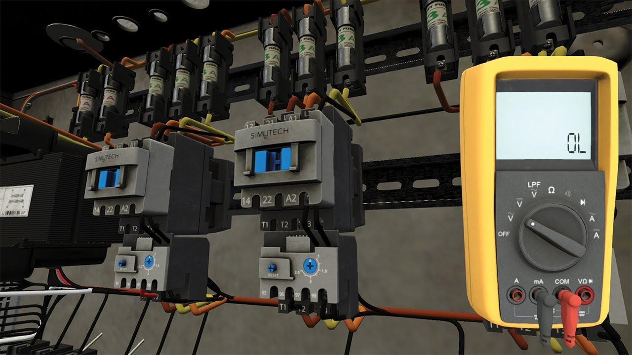 Short Circuit Faults Electrical Control Systems