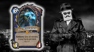 Hearthstone Experiments: Mistcaller (Interesting Interactions)