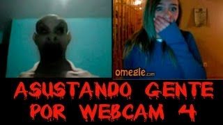 Asustando gente por webcam #4