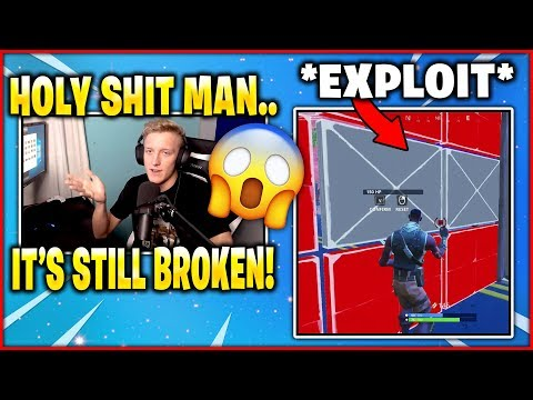 Tfue AMAZED After Realizing That This EXPLOIT Is Still Working!