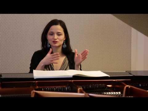 Dora Deliyska - How to approach a new piece