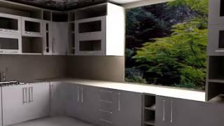 современная кухня, дизайн интерьера, дизайн кухни(, 2014-07-03T08:51:06.000Z)