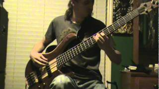 Devin Townsend - ZTO + By Your Command + Ziltoidia Attaxx! Bass Cover