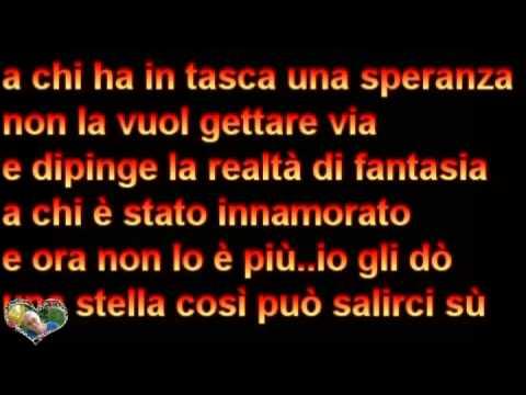 Il mercante di stelle Sal Da Vinci Karaoke by piero