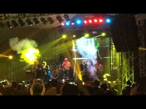 Dishwalla Live In Manila - Angels Or Devils