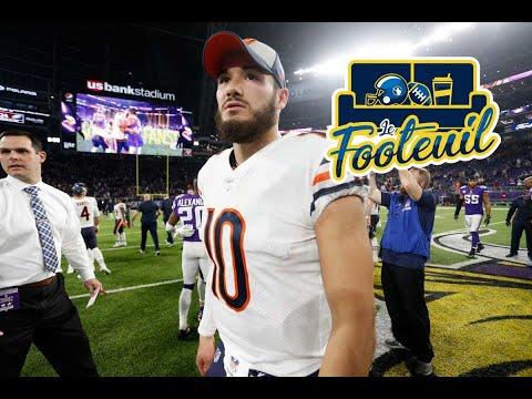 Le Footeuil S9 - Les 5 déceptions de la mi-saison NFL