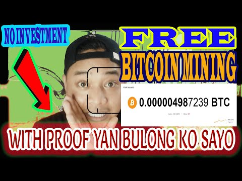 LEGIT FREE BITCOIN MINING NO INVESTMENT | JUST USE THIS FOR FREE LIFETIME