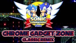 Chrome Gadget Classic - Sonic Generations Remix