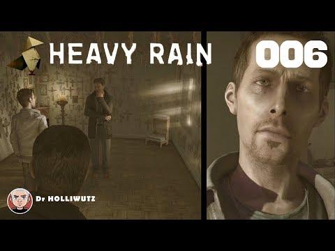 Heavy Rain #006 - Fehltritt PS4] Let's play Heavy Rain