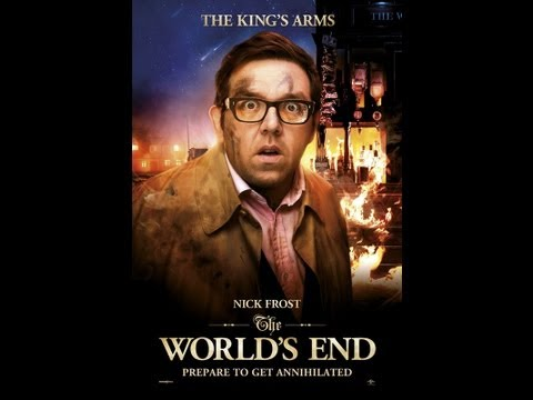 New Character Posters for THE WORLD'S END - AMC Movie News
