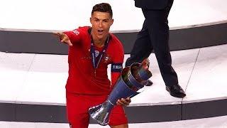 Сrіѕtіаnо Rоnаldо Wins Another International Trophy | 2019 HD 1080i