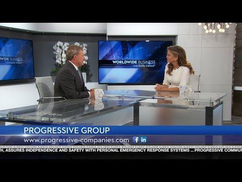 Progressive Group featured on Worldwide Business with kathy ireland®