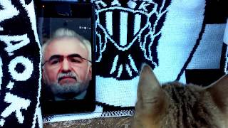 IVAN THE GREAT!!! PAOK FC PRESIDENT SAVVIDIS LEEDS HIS TEAM FOR 2018 CHAMPIONSHIP!!! ΙΒΑΝ Ο ΤΡΟΜΕΡΟΣ