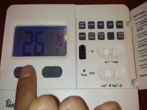 8400 series thermostats | robertshaw climate.