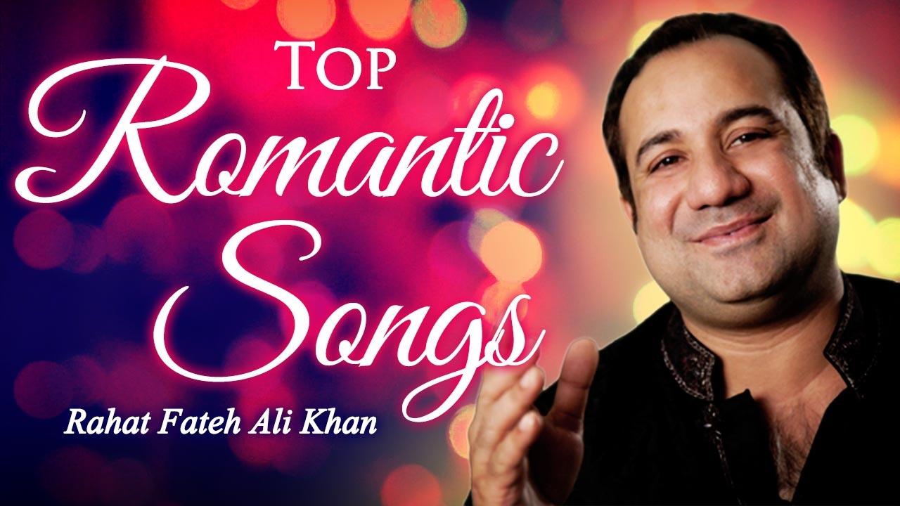 Top Romantic Songs By Rahat Fateh Ali Khan Hindi Love Songs