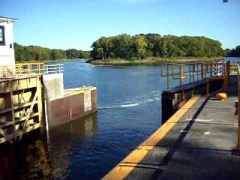 Lock 8 - Mohawk river, Schenectady