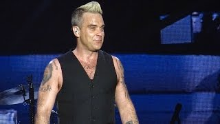 Robbie Williams - Rock DJ @ Hard Rock Rising 2015