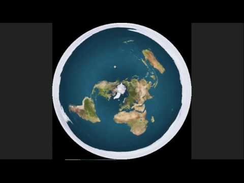 Flat earth vs ball earth : answer with circumnavigation of Antartica thumbnail