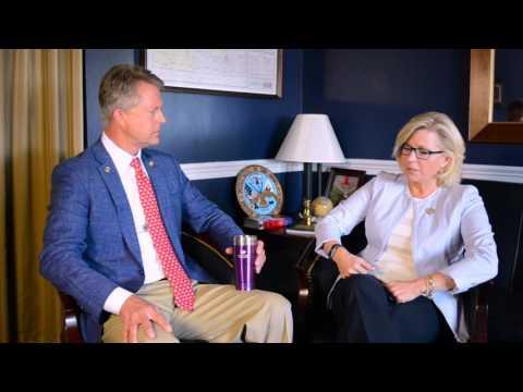 [FULL] A Conversation with Congresswoman Liz Cheney (R-WY)
