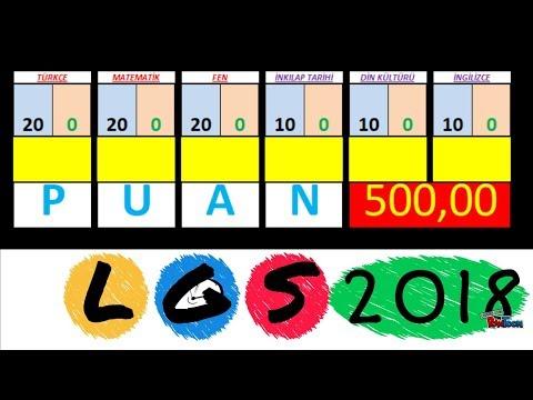 LGS (Liseye Geçiş Sistemi) Puan Hesaplama | Kaç Net Yapmam Gerekir?