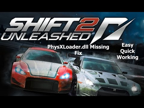 d3dx9 41.dll for need for speed shift
