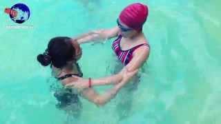 Học bơi qua Youtube - Tập nổi: Bài học cơ bản nhất cho những bạn chưa biết bơi