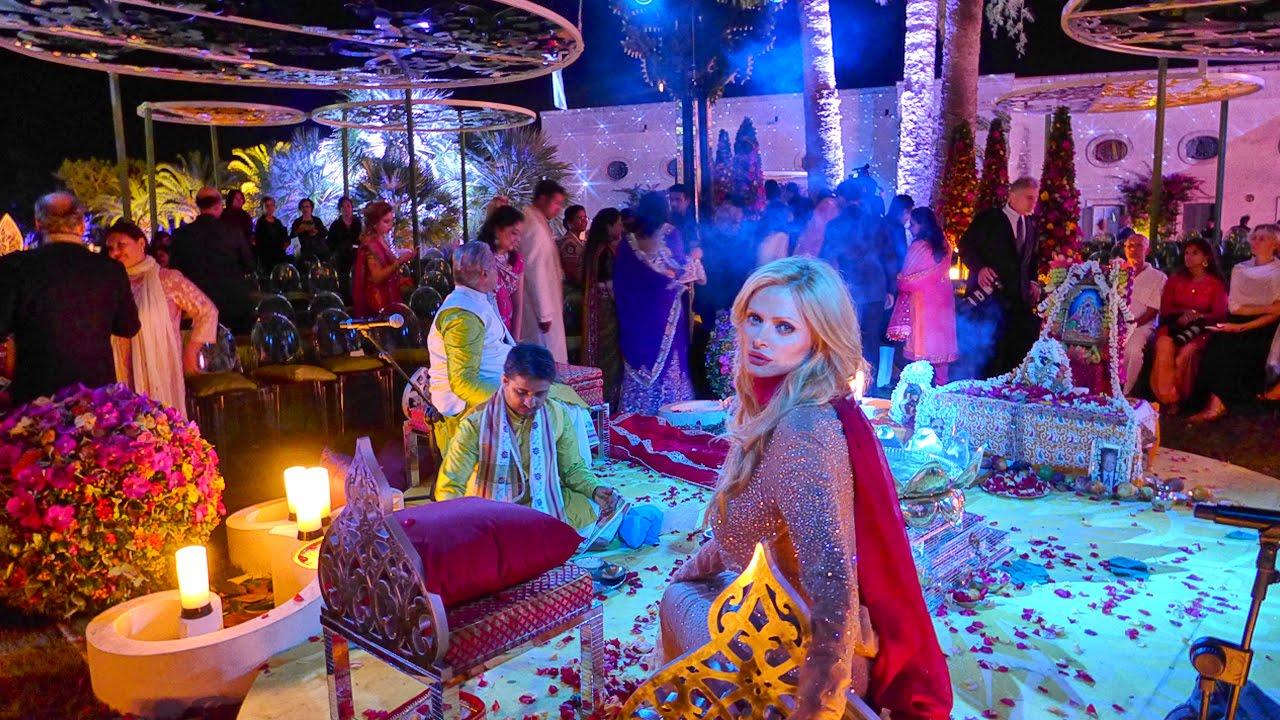 Indian celebrity weddings winter