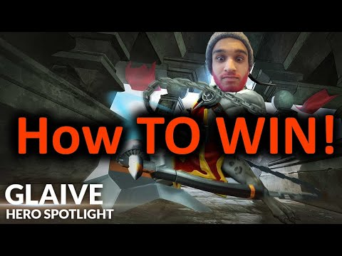 How To WIN With Glaive! Vainglory 5v5