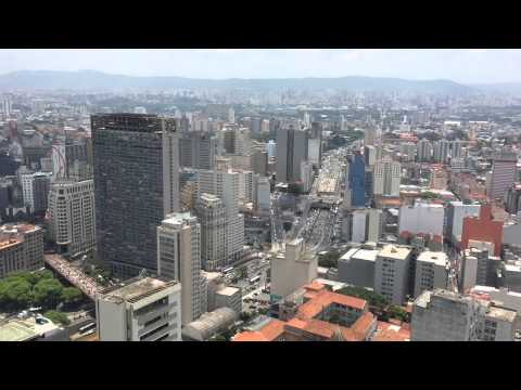The LARGEST city in South America!