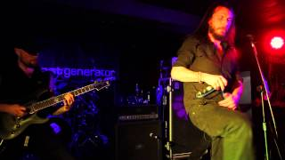 Sacred Mother Tongue - Intro - Demons - Bleeding Out - Live Dundee Beat Generator Live - 11/11/2012