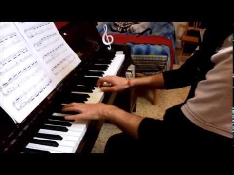 Piano Pozzoli Etude no.7 ♪ (Allegretto calmo,quasi andantino)
