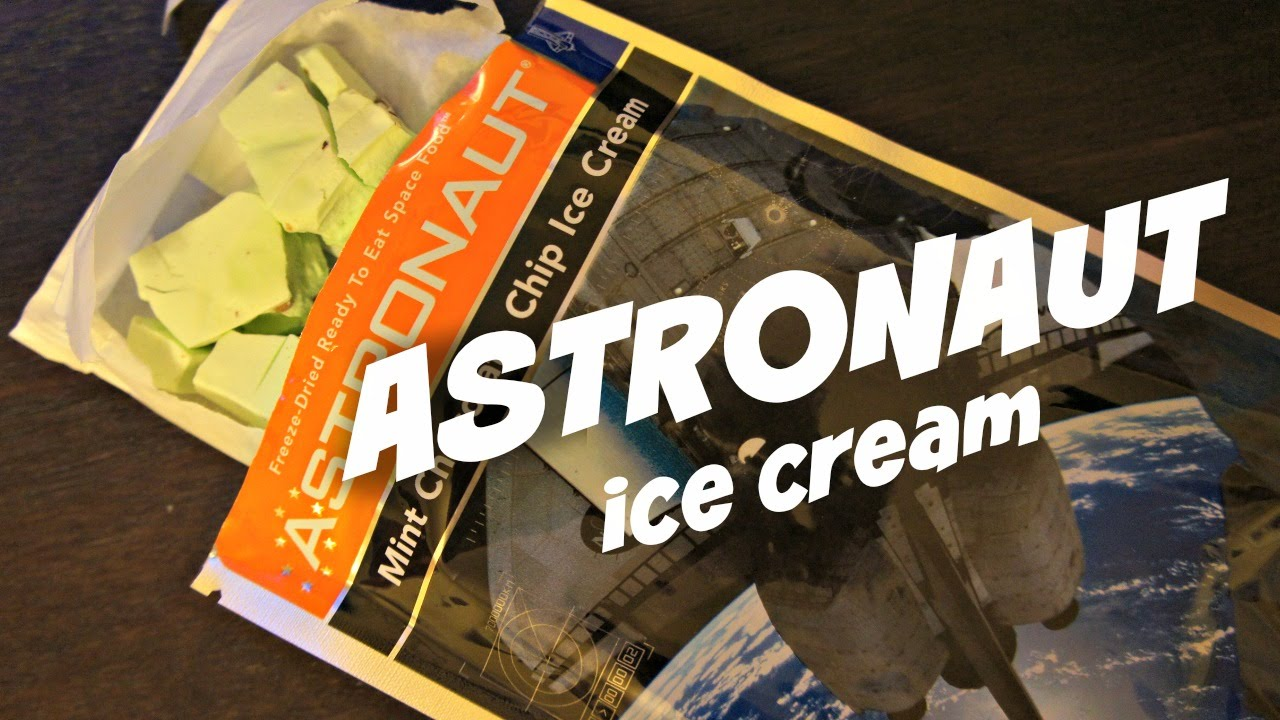 astronaut ice cream in space - photo #28