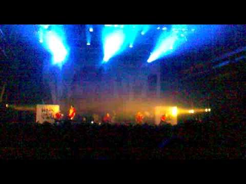 Taste Of Chaos 2009 - München - Heaven Shall Burn - Awoken + Endzeit