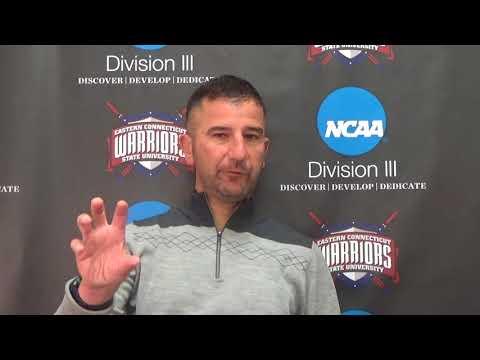 Head Men's Soccer Coach Greg DeVito