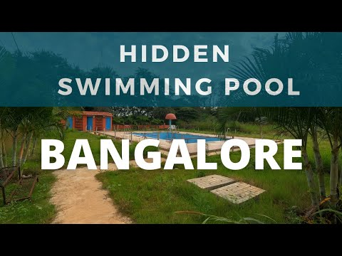 Hidden Swimming Pool in Whitefield Bangalore