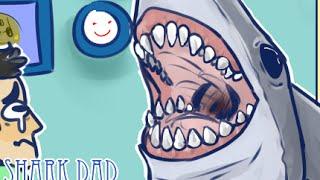 Shark Dad- DGD{speedpaint}