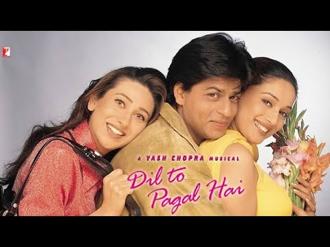 Download Dil to pagal hai |full movie|HD 720p|Shahrukh k,madhuri,karishma| #dil_to_pagal_hai review and fact