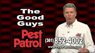 Call the Good Guys at Pest Patrol